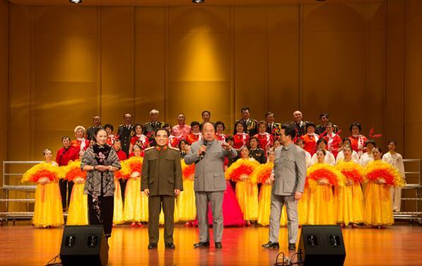 弘扬长征精神 朱卫山:一带一路凝聚中国力量
