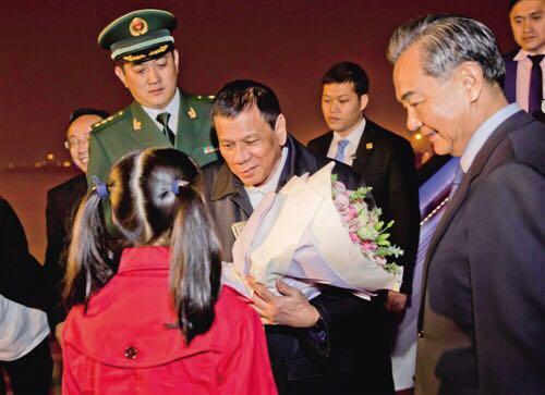 菲律宾总统访华-康益铭:安信中保谋定研究中菲经贸